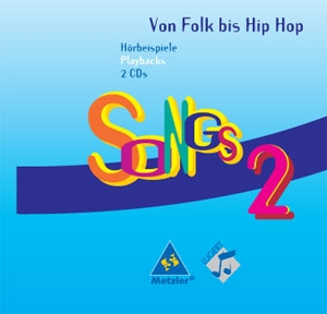 Songs von Folk bis Hip-Hop 2, Playback Doppel-CD