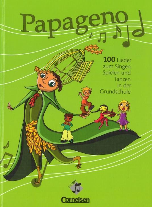 Papageno – Deutsch – Liederbuch