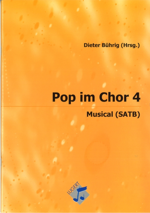 Pop im Chor 4 / Musical (SATB)