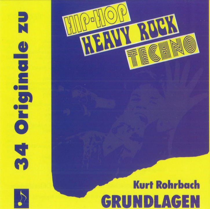 Original-CD zu Hip-Hop- Heavy-Rock- Techno