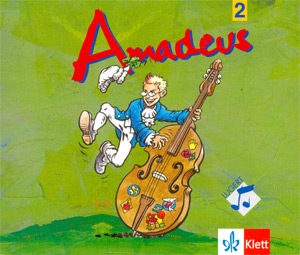 6-CD-Box Amadeus 2 HRG