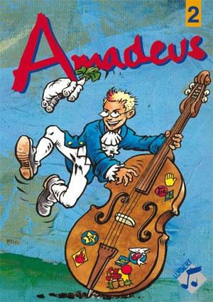 Amadeus 2 - Schulbuch für das Gymnasium