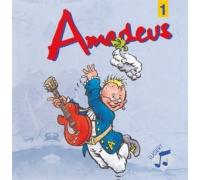Amadeus 1 - 6 CD Box für das Gymnasium