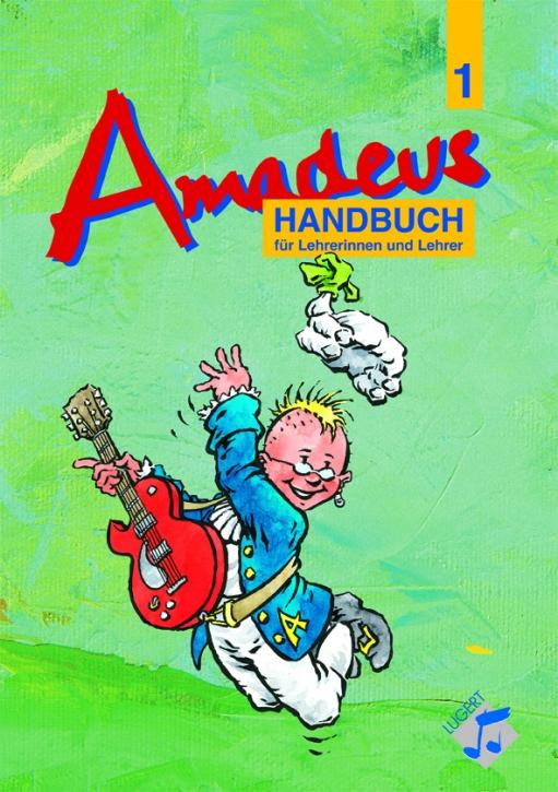 Amadeus 1 (Klassen 5-6) - Lehrerhandbuch für HRG