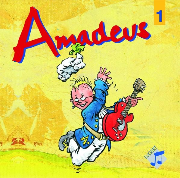 5-CD-Box für Amadeus 1 Kl. 5/6 NEUAUFLAGE