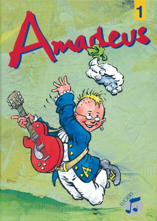 Amadeus 1 (Klassen 5-6) - Schulbuch für HRG