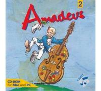 CD-ROM zu Amadeus 2 für das Gymnasium