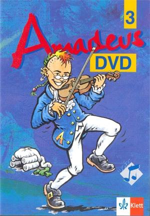 DVD zu Amadeus 3 für das Gymnasium