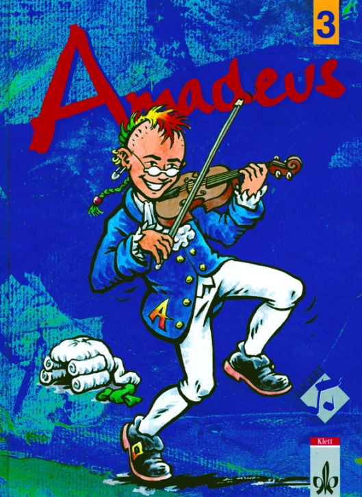 Amadeus 3 - Schulbuch für das Gymnasium