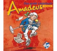 """Amadeus - 2 CD-Box mit Playbacks zum """"Großen Liederbuch"""""""