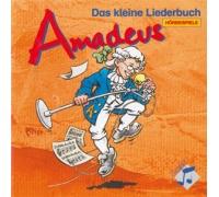 """Amadeus - 4 CD-Box mit Originalen zum """"Kleinen Liederbuch"""""""