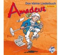 """Amadeus - 2 CD-Box mit Playbacks zum """"Kleinen Liederbuch"""""""