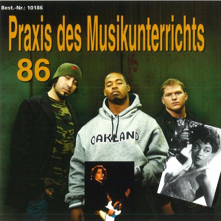 Praxis des Musikunterrichts 86 Audio-CD