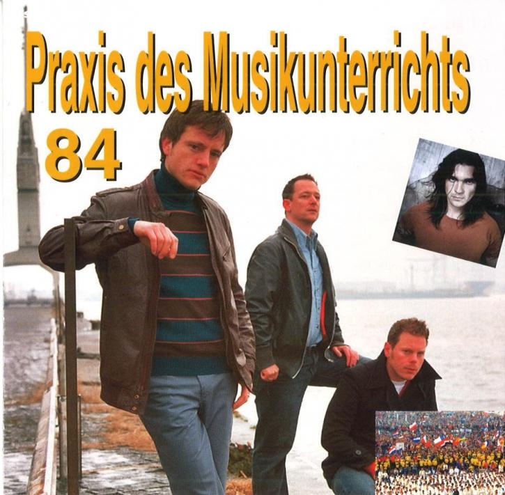 Praxis des Musikunterrichts 84: Audio-CD