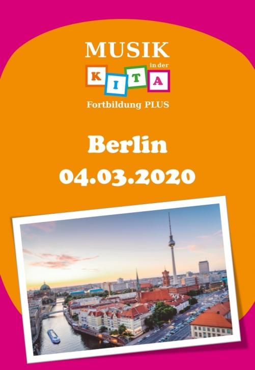 """Fortbildung PLUS """"Dein musikalisches Kita-Jahr"""" - Berlin"""
