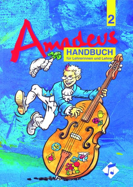 Amadeus 2 (Klassen 7-10 Schweiz) - Lehrerhandbuch