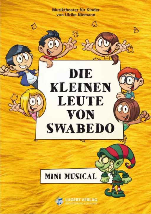 Die kleinen Leute von Swabedo (Media-Paket)