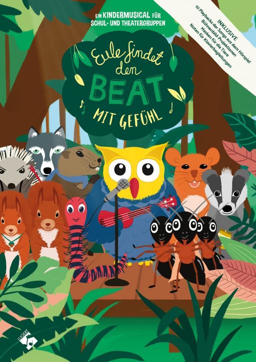 Eule findet den Beat – mit Gefühl (Buch inkl. CD)