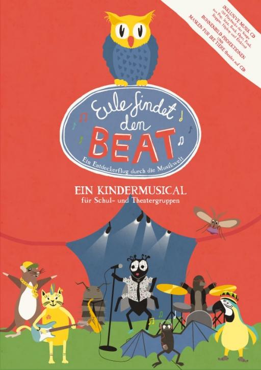 Eule findet den Beat Komplettpaket (2 Hefte, 2 CDs und Hörspiel-CD)
