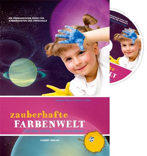 Zauberhafte Farbenwelt inkl. CD