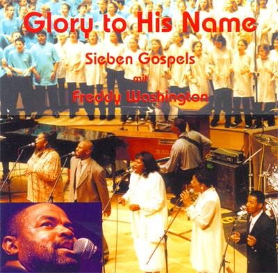 Glory to His Name. 7 Gospels Audio-CD.