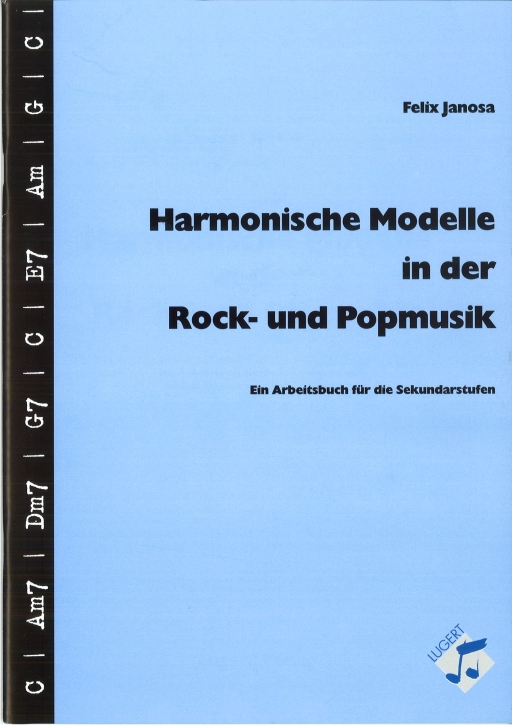 Harmonische Modelle in der Rock- und Popmusik