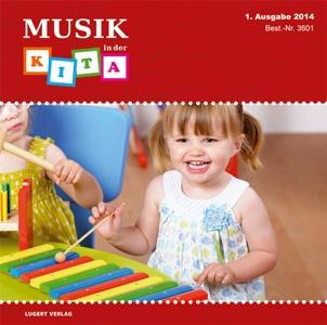 Musik in der Kita 1 CD