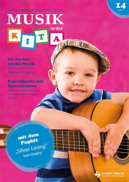 Musik in der Kita 14 Heft und CD für Abonnenten