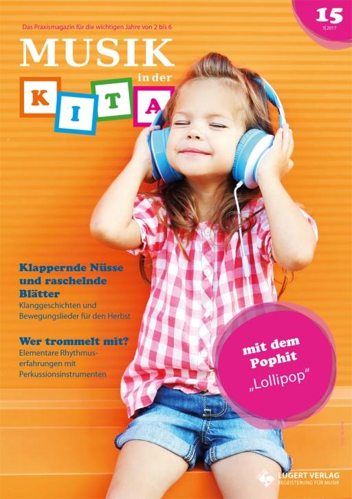 Musik in der Kita 15 Heft und CD für Abonnenten