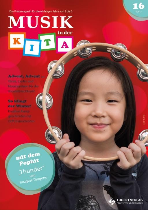 Musik in der Kita 16 Heft und CD für Abonnenten