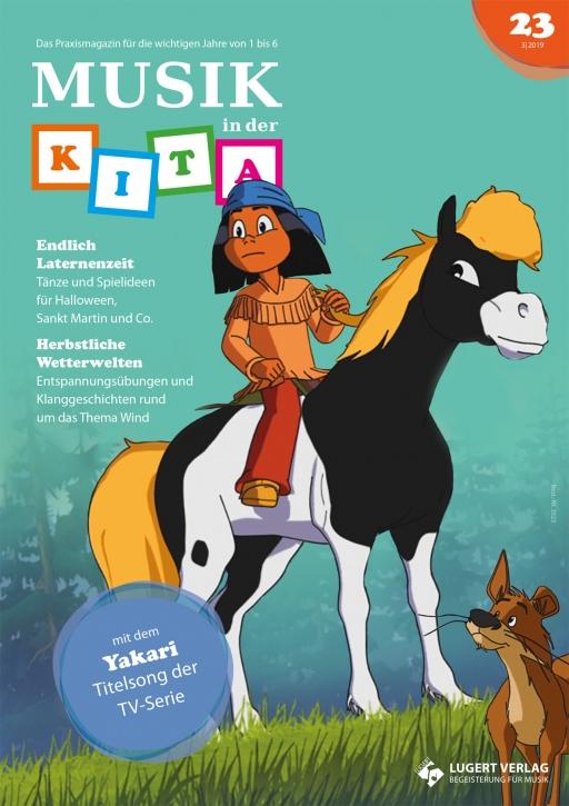 Musik in der Kita 23 Heft für Abonnenten