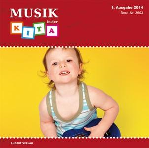 Musik in der Kita 3 CD für Abonnenten