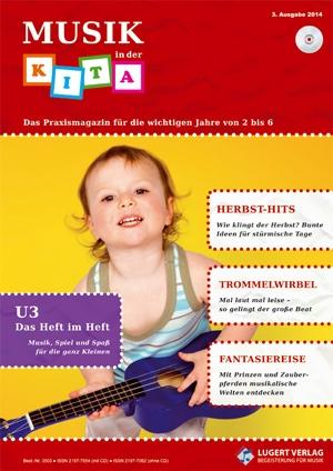 Musik in der Kita 3 Heft und CD