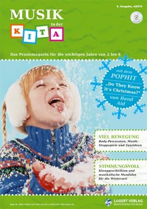 Musik in der Kita Ausgabe 8 - Heft