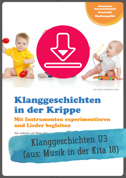 "Gratis Download - ""Klanggeschichten in der Krippe"""