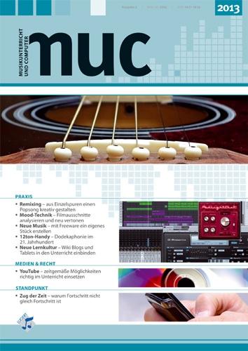 Musikunterricht und Computer 2013 (Heft inkl. DVD)