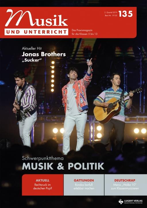 Musik und Unterricht 135 Heft, CD-Plus und Download für Abonnenten
