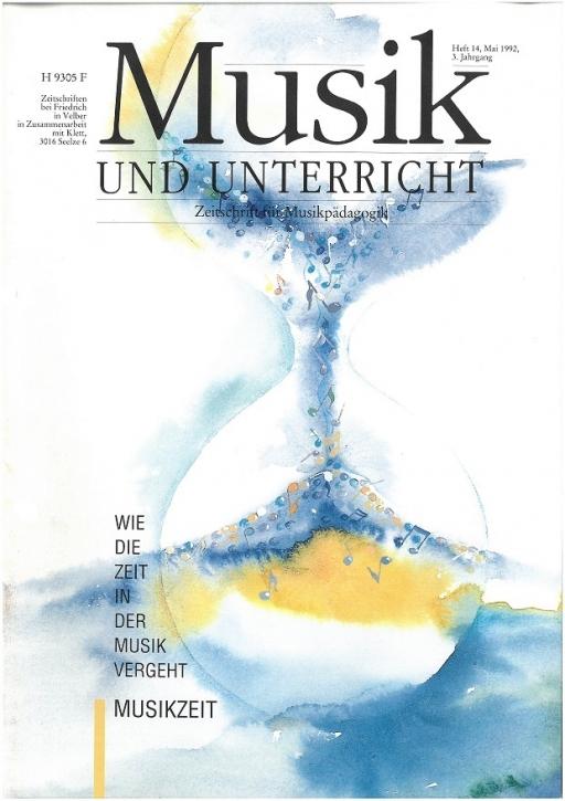 Musik und Unterricht Heft 14: Musikzeit