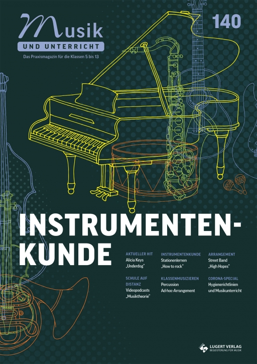 Referendars-Abonnement Musik und Unterricht - Print-Abo