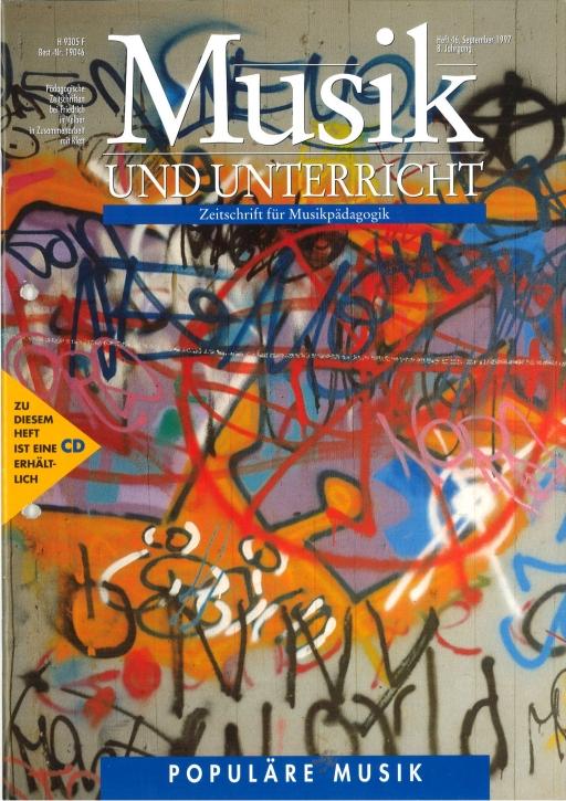 Musik und Unterricht Heft 46: Populäre Musik