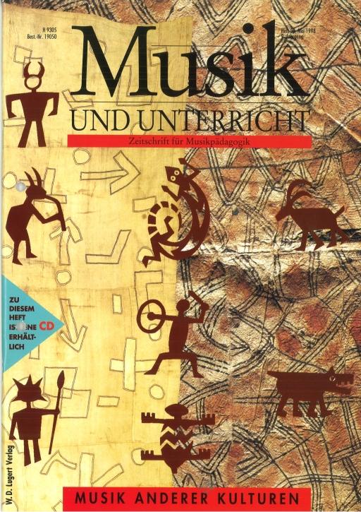 Musik und Unterricht Heft 50: Musik anderer Kulturen
