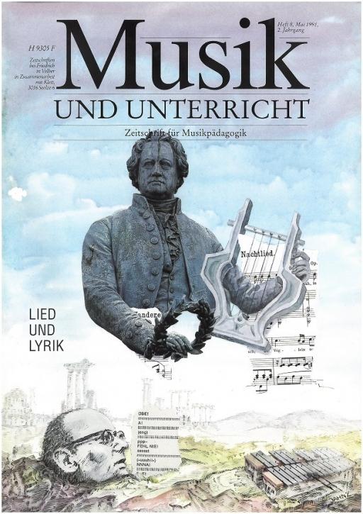 Musik und Unterricht Heft 8: Lied und Lyrik