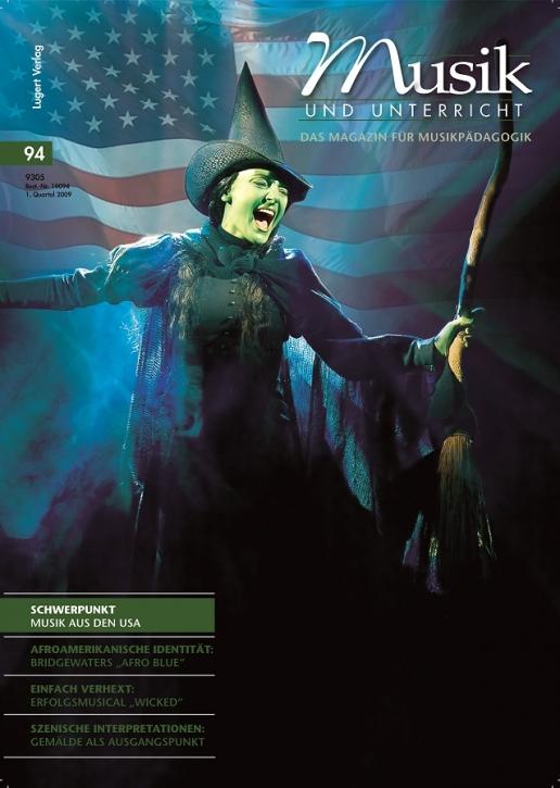 Musik und Unterricht 94: Musik aus den USA