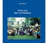 Musik aus Bali und Westjava. Audio-CD