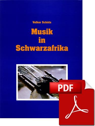 Musik in Schwarzafrika E-Book