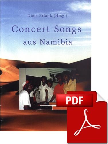 Concert Songs aus Namibia (SATB) E-Book