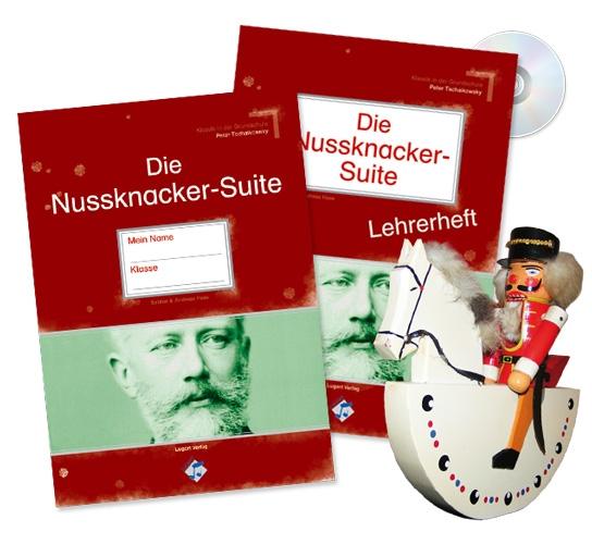 Die Nussknacker-Suite - Mediapaket