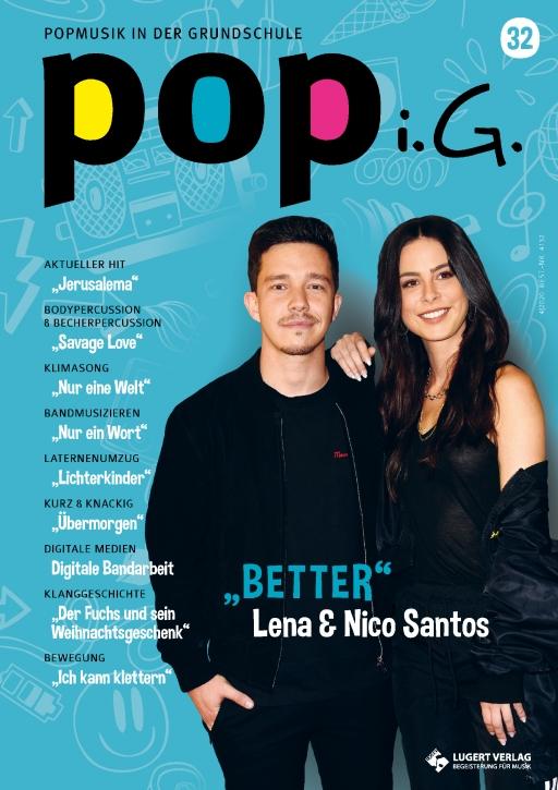 Popmusik in der Grundschule 32 Heft, CD und Download