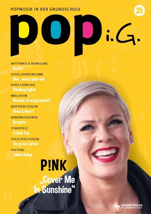 Popmusik in der Grundschule 35 Heft, CD und Download
