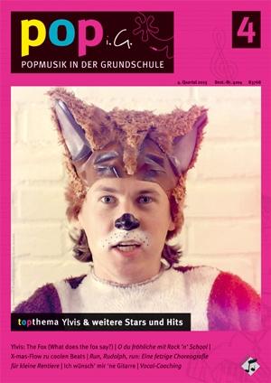 Popmusik in der Grundschule - Ausgabe 4 - Heft